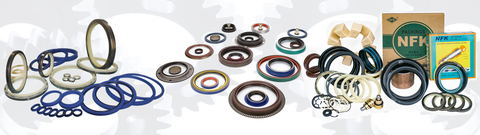 High Pressure Oil Seals